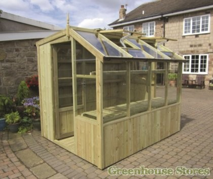 Wooden potting shed greenhouse shed plans 10x12 cheap for Potting sheds for sale
