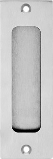 Modern Stainless Steel Recessed Cup Pull - EZ1703Q - Modern - Barn Door Hardware - miami - by ...
