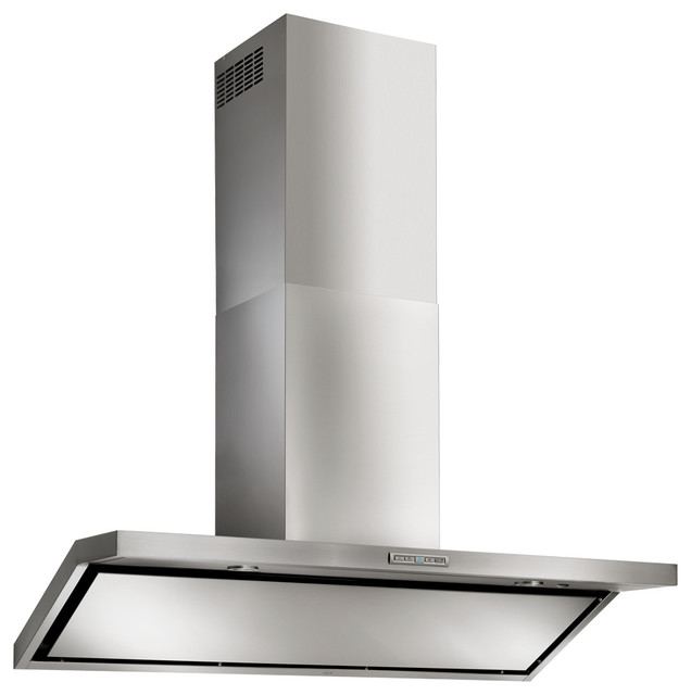 Best circeo wc46e42sb contemporain hotte et for Ventilation hotte cuisine