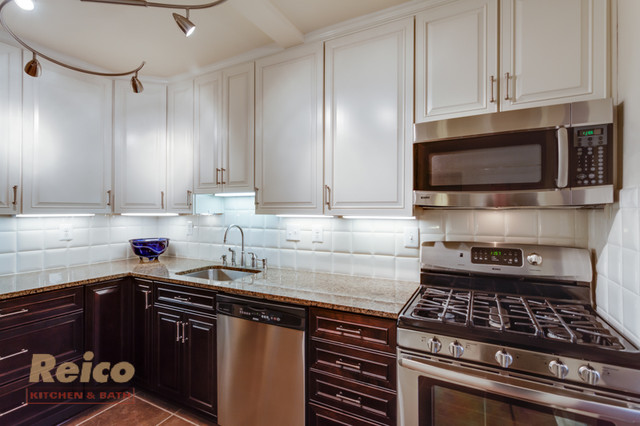 Modern Kitchen Remodel In Falls Church Va Traditional Other Metro By Reico Kitchen Bath