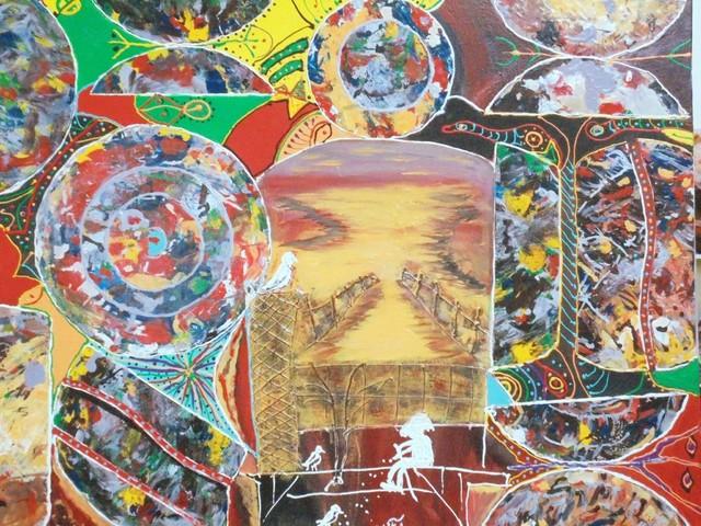 Tableaux - Tableau d art moderne ...