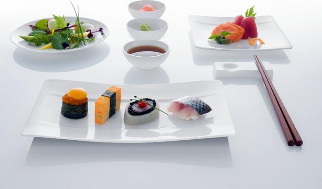 Villeroy boch modern grace dinnerware contemporary - Villeroy boch vajillas ...