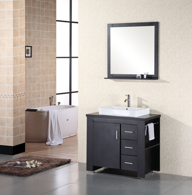Modular Bathroom Vanities Modern Bathroom Vanities And Sink Consoles Lo