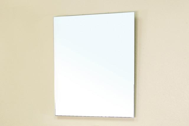 Bellaterra 203146 mirror dark espresso for Bathroom designs for 7x4
