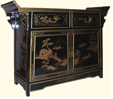 Asian Shoe Cabinets & Hall Chests - Asian - Accent Chests And Cabinets ...