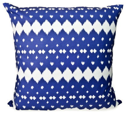 Lattice Pillow - Eclectic - Decorative Pillows - by Hammocks & High Tea