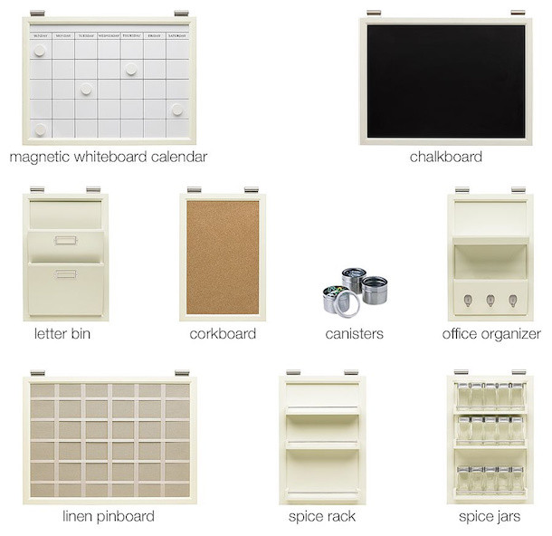 Daily System Contemporary Storage And Organization