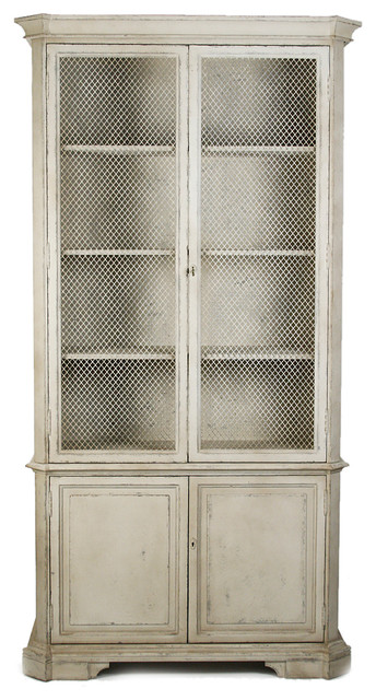 Brian Cabinet - Farmhouse - China Cabinets And Hutches - by Bliss Home and Design