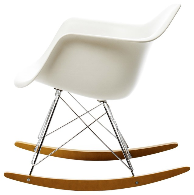 Vitra rar rocking chair contemporary armchairs - Rocking chair vitra ...