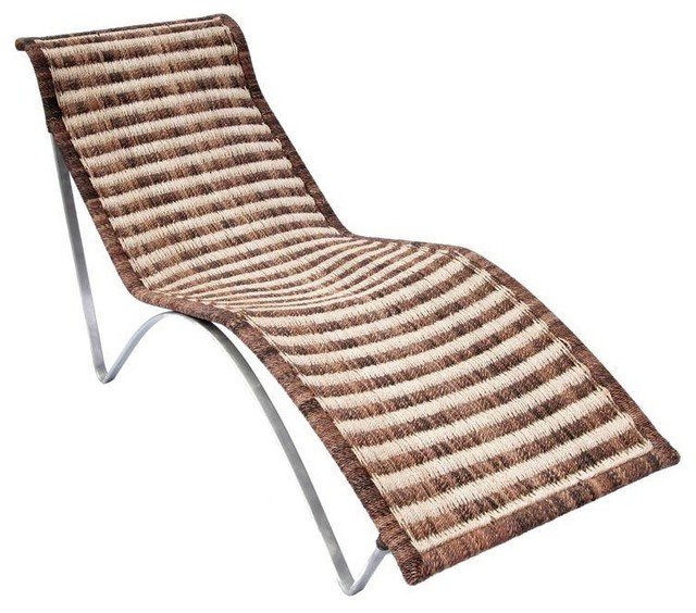 woven abaca lounge chair contemporary outdoor chaise. Black Bedroom Furniture Sets. Home Design Ideas