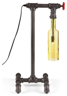 Amberine Table Lamp