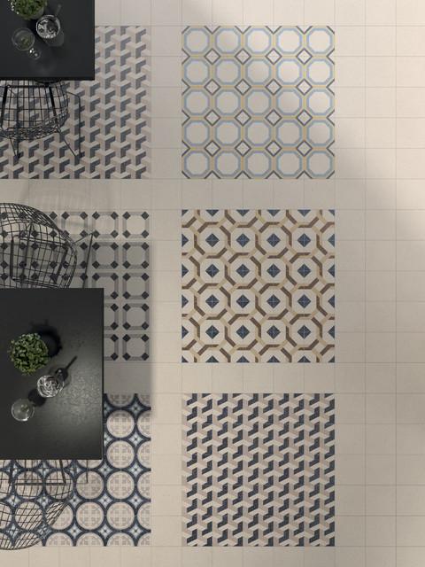 Forme collection marca corona anni 39 50 piastrelle da parete e per pavimenti altro di - Piastrelle marca corona ...