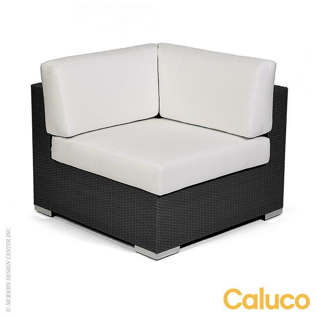 Caluco Dijon Sectional Corner Set of 2 modern sectional sofas los angeles
