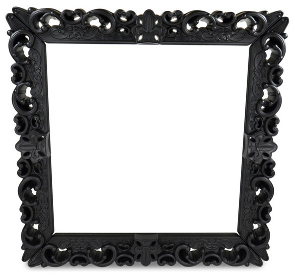 Frame Of Love Chic Black Contemporary Picture Frames