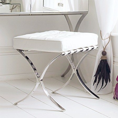 modern dressing table stools 2