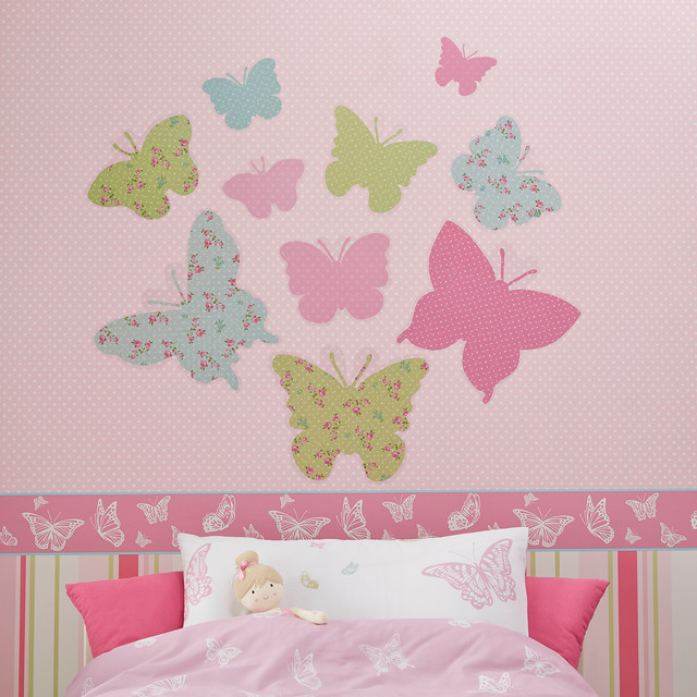 butterfly themed kids wall stickers contemporary wall stone floral light switch sticker vinyl arthouse opera