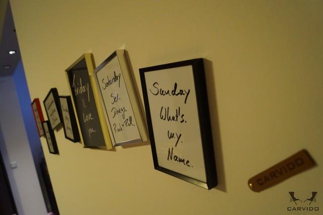 seven bilder set modern kunstdrucke other metro. Black Bedroom Furniture Sets. Home Design Ideas