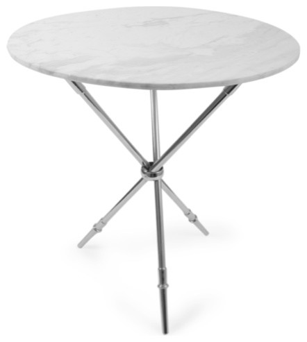 Jonathan Adler Rider Tripod Table Contemporary Side Tables And End