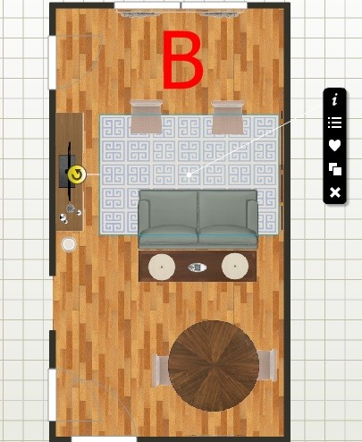 Help With Setting Up A Narrow Rectangle Living Room