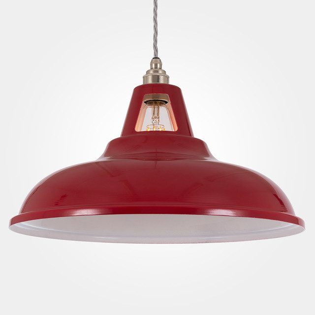 Supersized Coolicon Industrial Pendant Light