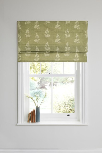 Roman Blind Traditional Roman Blinds By Next
