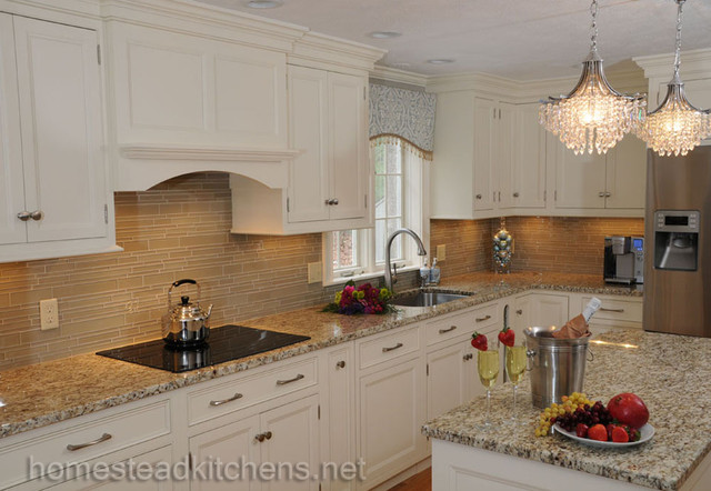 westford kitchen traditional boston by homestead