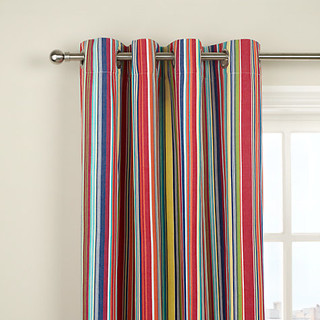 John Lewis Dining Room Cabinets Images Gallery Bright Stripe Lined Eyelet Curtains Multi Contemporary