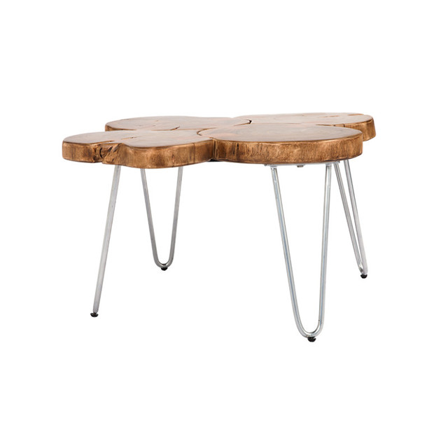 Wabi Sabi Organic Coffee Table Contemporary Coffee Tables By Yolo Interiors