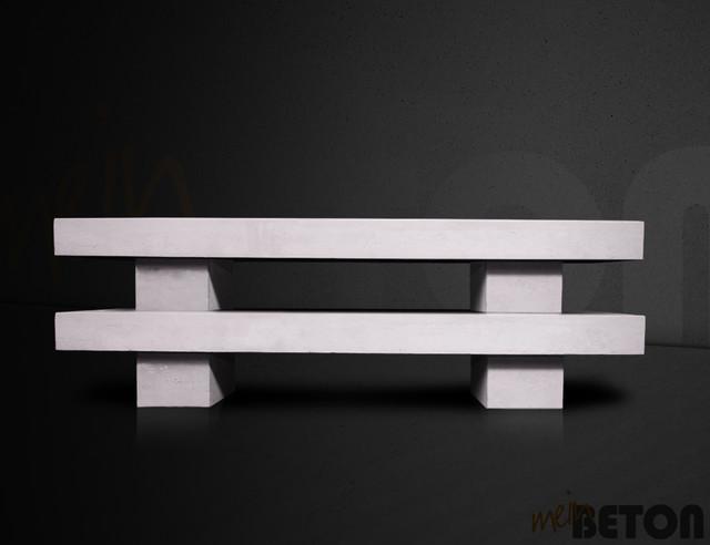 sideboard aus beton modern tv schr nke lowboards other metro von meinbeton. Black Bedroom Furniture Sets. Home Design Ideas