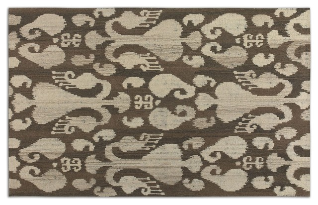 Sepino 5 X 8 Area Rug Coffee Brown farmhouse area rugs