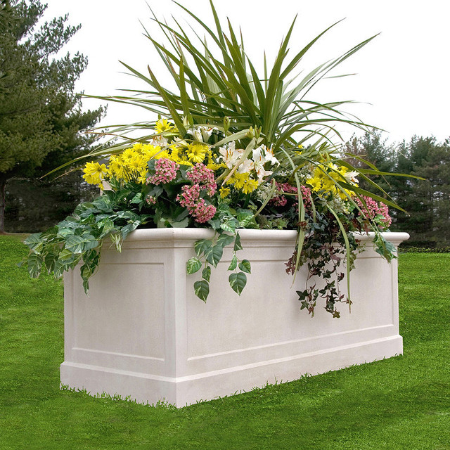 Promenade Trough Planter