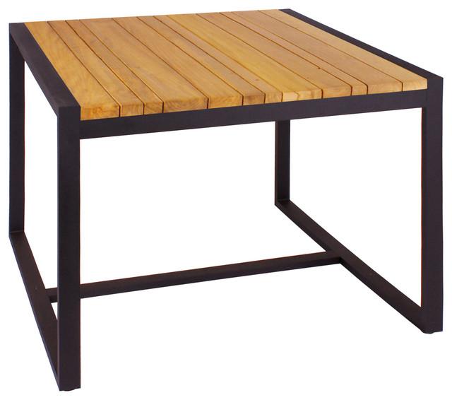 Zudu Teak Dining Table 39 X Modern Outdoor