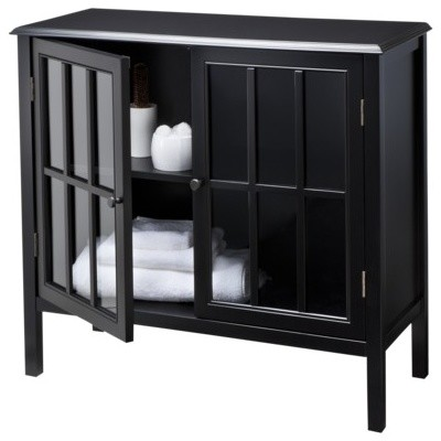Threshold Windham Accent Cabinet - Contemporary - Accent ...