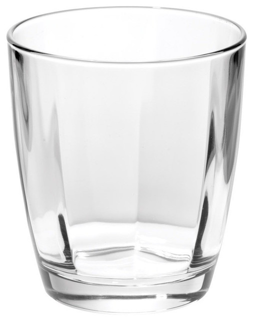 Optical Clear Double Old Fashioned - Traditional - Cocktail Glasses ...