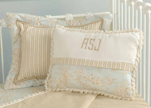 buy toile crib bedding 2