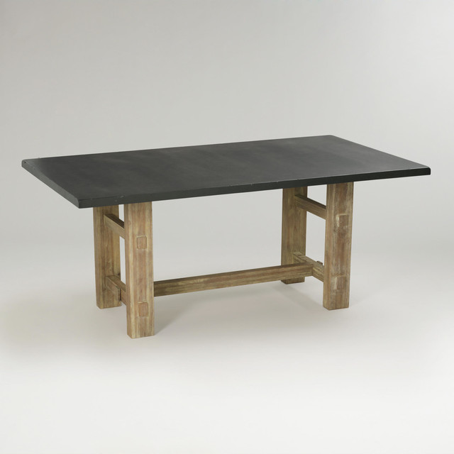 Cost Plus Dining Table: Brooklyn Dining Table