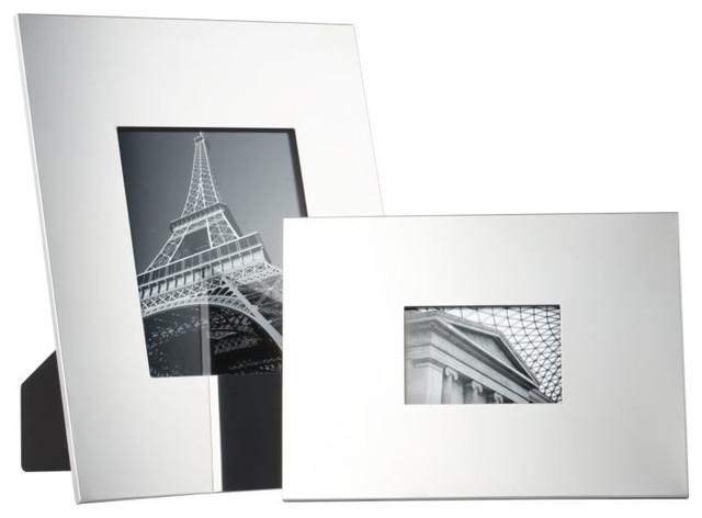 shiny frames classique cadre photo par cb2. Black Bedroom Furniture Sets. Home Design Ideas