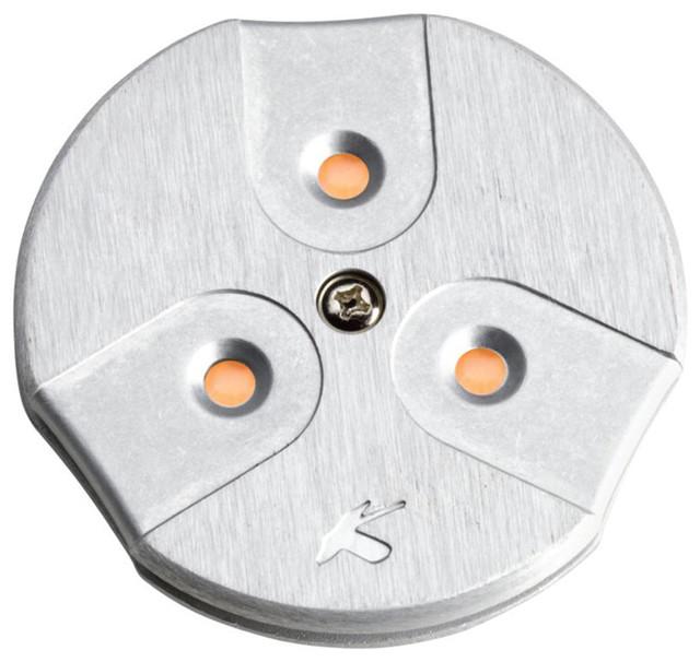 Kichler Lighting Design Pro LED 24V Undercabinet Disc/Puck Light - Contemporary - Recessed ...