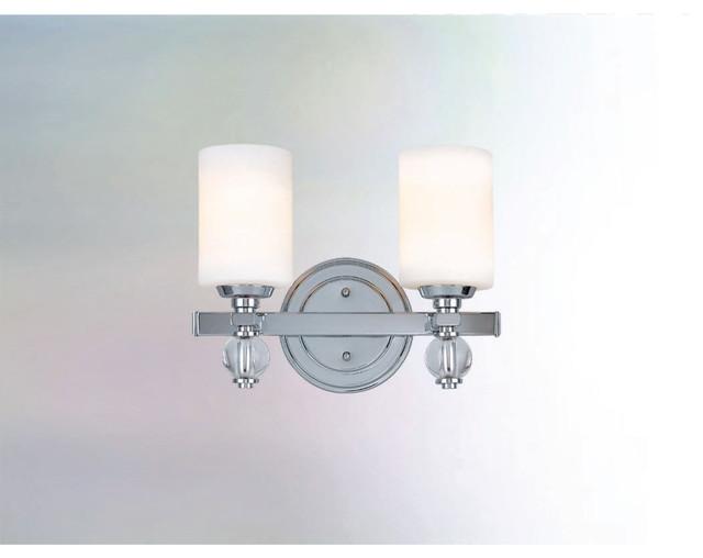 Bentley Bath Bar Modern Bathroom Vanity Lighting By