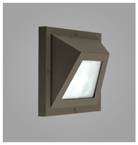 Edge outdoor wall light moderno apliques de pared y - Apliques de pared exterior ...