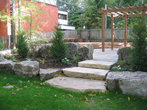 Landscape Construction Projects