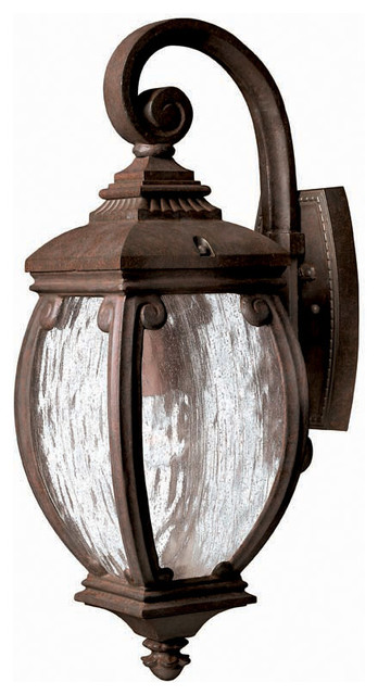 Hinkley lighting 1940fz forum french bronze outdoor wall for French country outdoor lighting