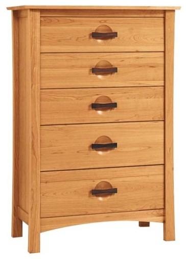 Berkeley 5 drawer dresser by copeland furniture modern for Berkeley modern furniture