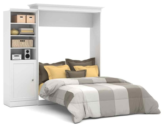 Queen Wall Bed Contemporary Murphy Beds By Shopladder