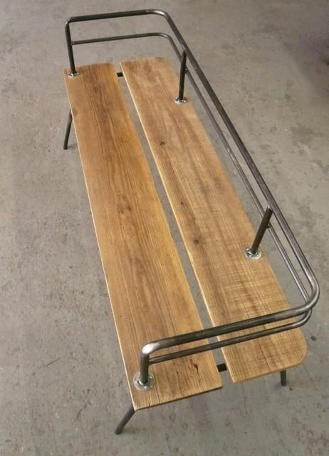 Panka Indoor Outdoor Bench By Filos Contemporary