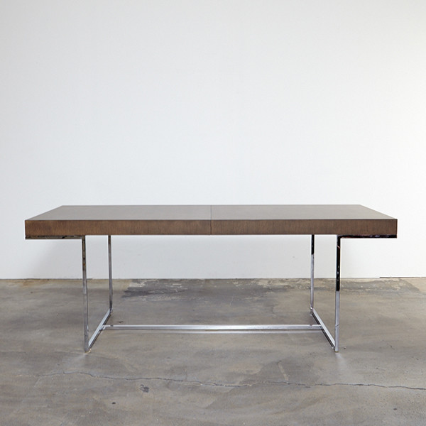 B b italia 39 athos 39 extendable dining table modern - B b italia athos dining table ...