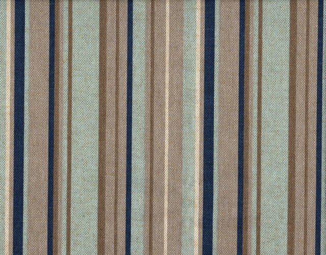 84 Shower Curtain Premier Stripe Blue Taupe Beige Contemporary Show