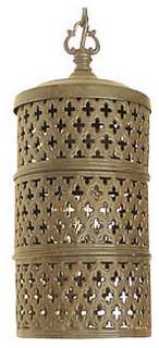 Gothic 6 Inches Pendant - Mediterranean - Pendant Lighting ...