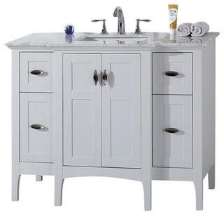 bathroom vanities and sink consoles by bellaterra home