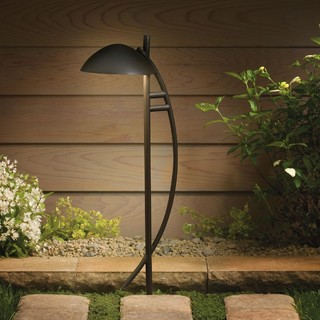 Kichler Contemporary Arch Path and Spread - Contemporary - Path Lights - by The Deck Store Online